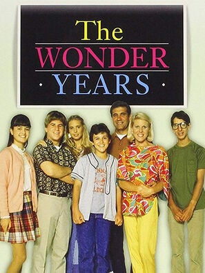 The Wonder Years tv poster
