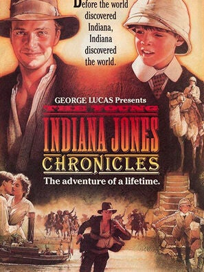 The Young Indiana Jones Chronicles TV poster