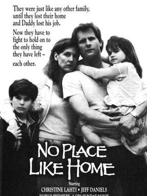 POsterfor the TV movie No Place Like Home 1989