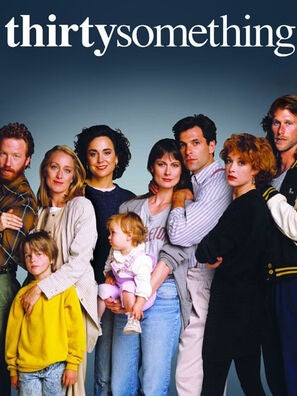 """Thirtysomething"" tv poster"