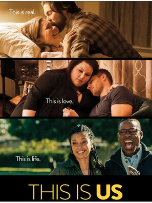This Is Us tv poster