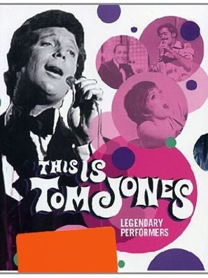 This is Tom Jones tv series poster