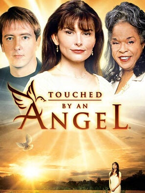 Touched By an Angel tv poster