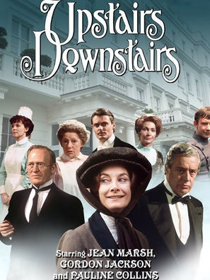 Upstairs/Downstairs tv series poster