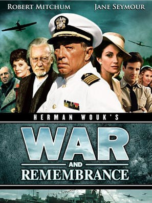 War and Remembrance tv poster