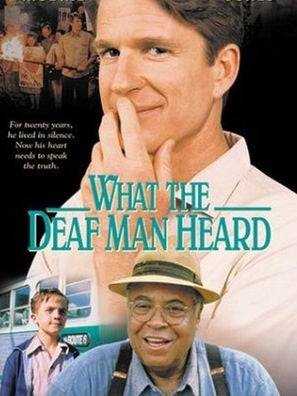 What the Deaf Man Heart movie poster