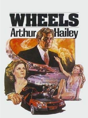 Wheels tv movie poster