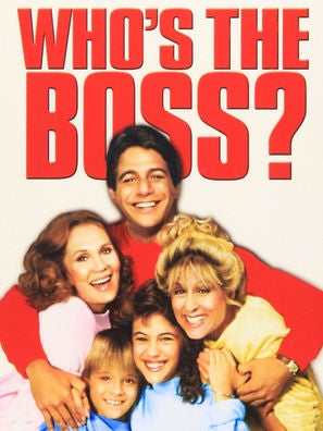 Who's the Boss tv series poster