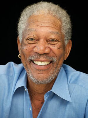 Morgan Freeman Golden Globes