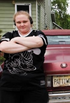 "Michelle Macdonald in a scene from ""Patti Cake$"""
