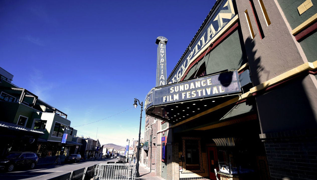 general view Sundance Film festival Egyptian Theater