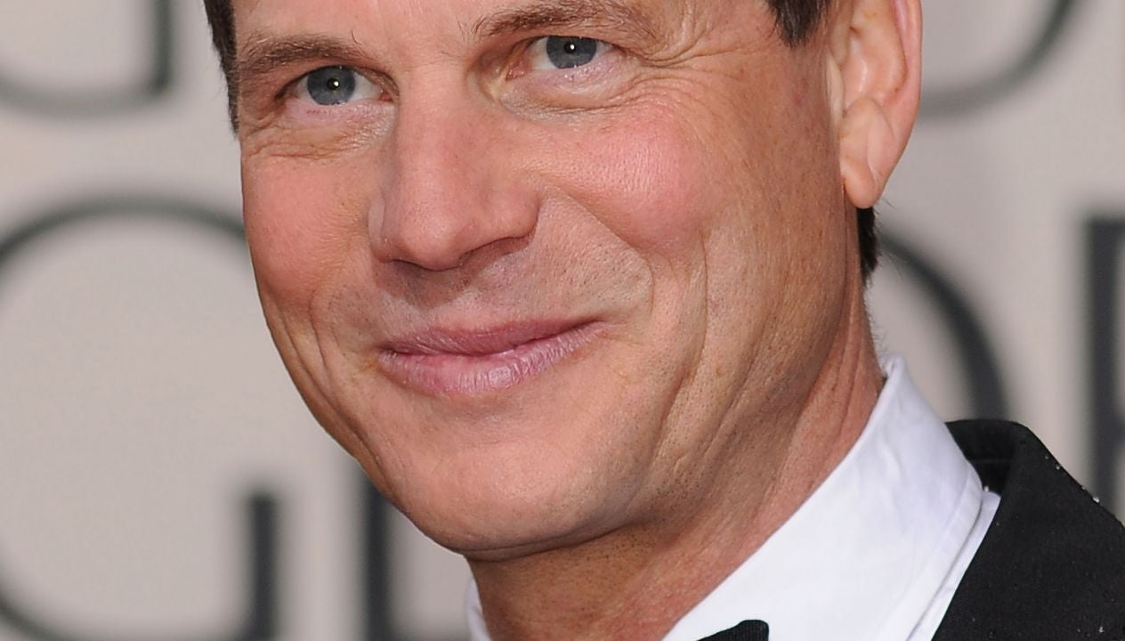 Bill paxton, Golden Globe Nominee, at the 67th Golden Globe Awards