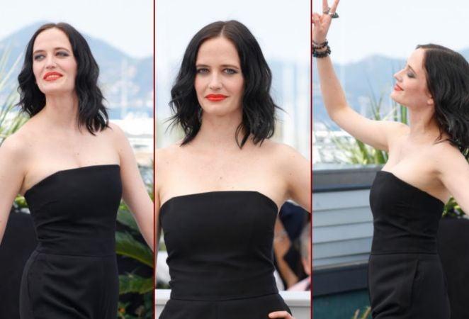 Eva Green at Cannes 2017 Film Festival