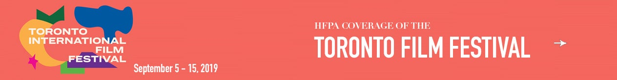 2019 Toronto Film Festival