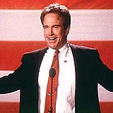 Image result for warren beatty politics