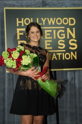 Miss Golden Globe 2014