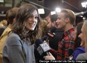 "\""Laggies"" Premiere - Red Carpet - 2014 Sundance Film Festival"