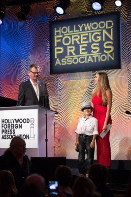 HFPA Grants Banquet